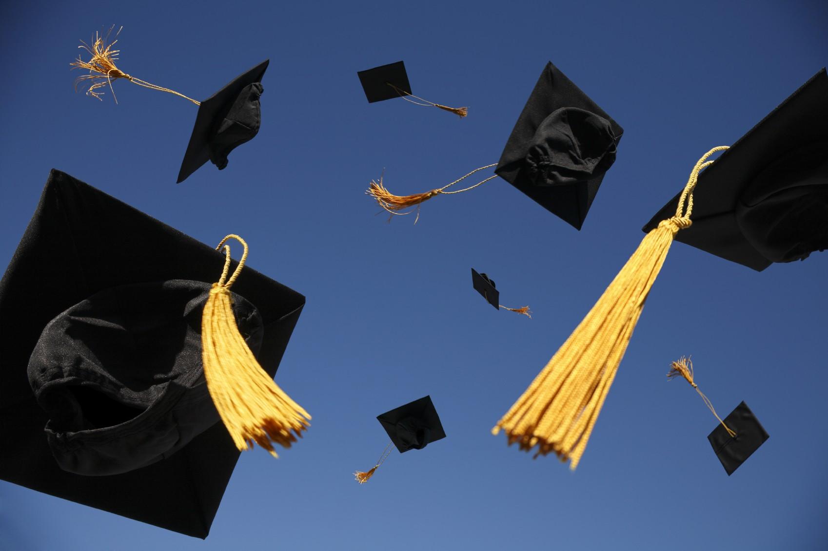 Toutes nos félicitations aux nouveaux diplômés