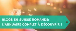 L'annuaire des blogs romands de Mathieu Corthésy