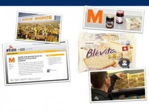 Migros: Campagne Blévita